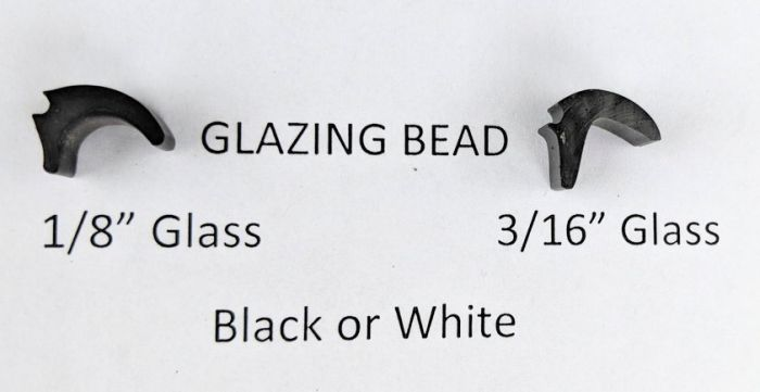 Hehr Glazing Bead Seal